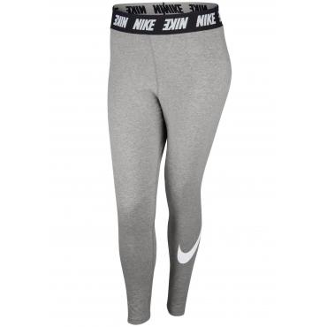Große Größen: Nike Sportswear Leggings »WOMEN NIKE SPORTSWEAR LEGGINGS CLUB HW EXT«, grau, Gr.XL-XXXL