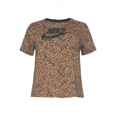 Große Größen: Nike Sportswear T-Shirt »WOMEN NIKE SPORTSWEAR TOP SHORTSLEEVE PLUS SIZE«, mehrfarbig, Gr.XL-XXXL