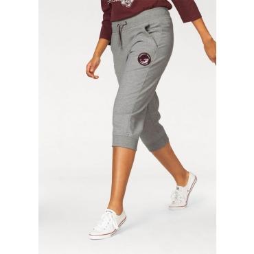 Große Größen: Ocean Sportswear 3/4-Hose, grau meliert, Gr.40-56