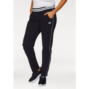 Große Größen: Ocean Sportswear Jogginghose, schwarz, Gr.40-58