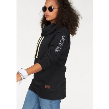Große Größen: Ocean Sportswear Sweatshirt, schwarz, Gr.40/42-56/58