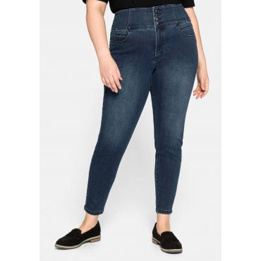 Jeans, dark blue Denim, Gr.44-58