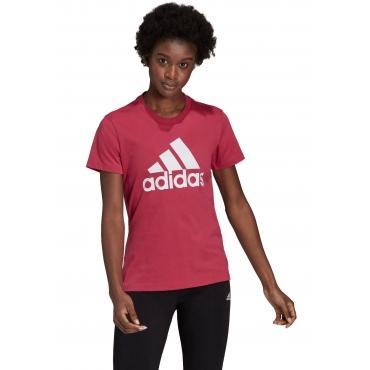 T-Shirt, bordeaux, Gr.L-XXL