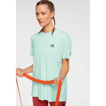 T-Shirt, grün, Gr.L-XXL