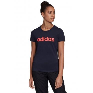 T-Shirt, marine, Gr.L-XXL