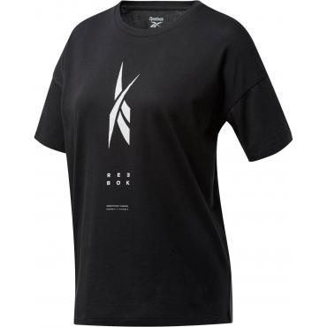 T-Shirt, schwarz, Gr.44/46-56/58