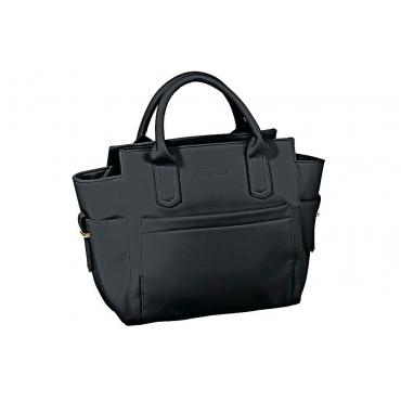 Große Größen: Tasche von MASQUENADA, schwarz, Gr.ca. 29/25-29/11 cm-ca. 29/25-29/11 cm