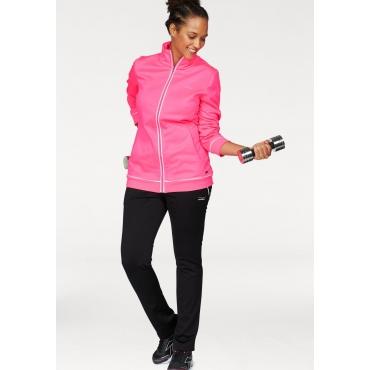 Trainingsanzug, pink, Gr.40-58