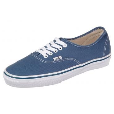 Große Größen: Vans Authentic Sneaker, Dunkelblau, Gr.37-46