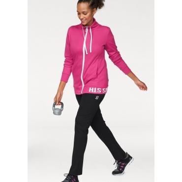 Jogginganzug, pink, Gr.40-58