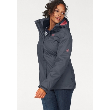 3-in-1-Funktionsjacke, anthrazit, Gr.44-56