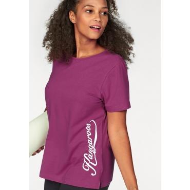 T-Shirt, fuchsia, Gr.44/46-56/58