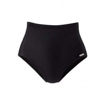 Bikini-Hose, schwarz, Gr.40-54