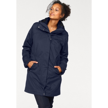 Maier Sports 3-in-1-Funktionsjacke, marine, Gr.44-58