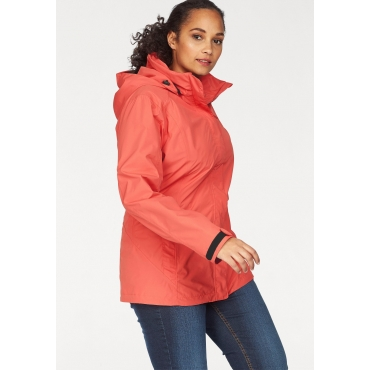 Maier Sports Funktionsjacke, orange, Gr.40-58