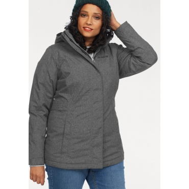Maier Sports Winterjacke, anthrazit meliert, Gr.44-58