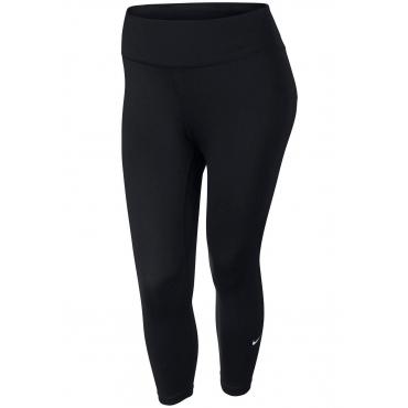 Nike Funktionstights »WOMEN NIKEK ONE CROP PLUS SIZE«, schwarz, Gr.XL-XXXL