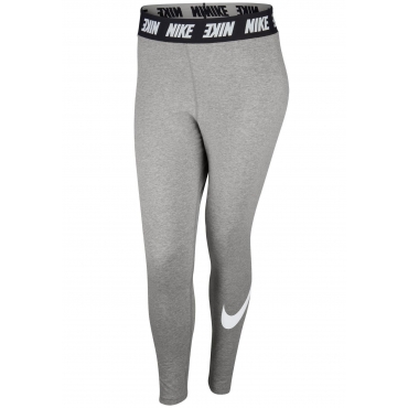 Nike Sportswear Leggings »WOMEN NIKE SPORTSWEAR LEGGINGS CLUB HW EXT«, grau, Gr.XL-XXXL