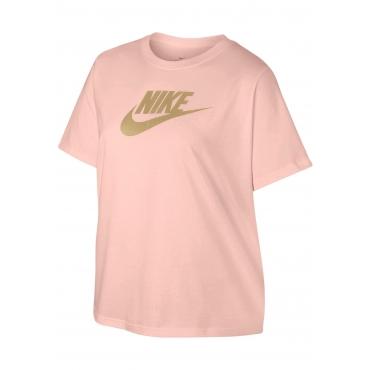 T-Shirt, rosa, Gr.XL-XXXL