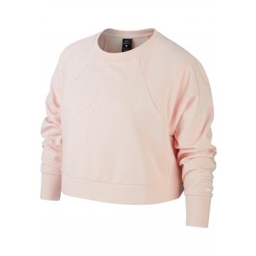 Sweatshirt, rosa, Gr.XL-XXXL