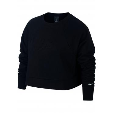 Sweatshirt, schwarz, Gr.XL-XXXL