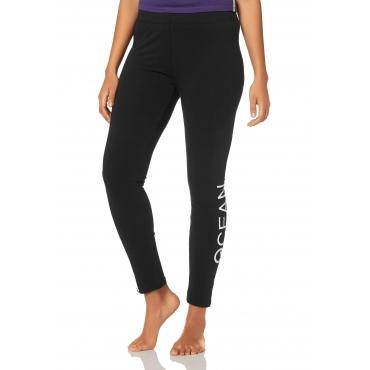 Ocean Sportswear Leggings, schwarz, Gr.40-58