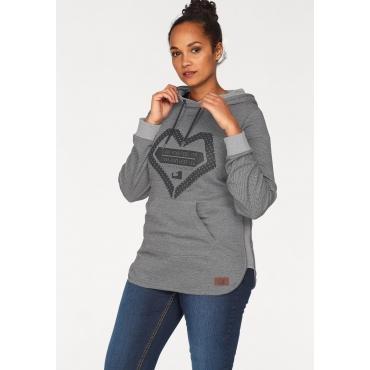 Ocean Sportswear Sweatshirt, dunkelgrau, Gr.40/42-56/58