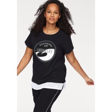 Ocean Sportswear T-Shirt, schwarz, Gr.40/42-56/58