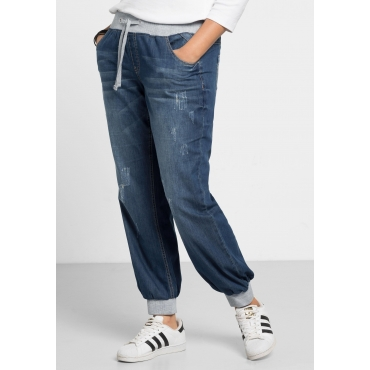 Pumpjeans, blue Denim, Gr.21-104