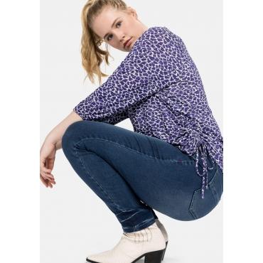 Skinny Jeans in ultraflexibler Qualität, blue Denim, Gr.40-58