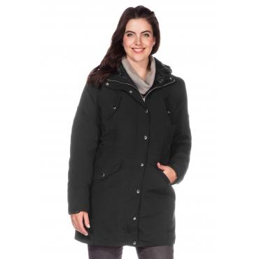 Style 3-in-1-Jacke, schwarz, Gr.40-58