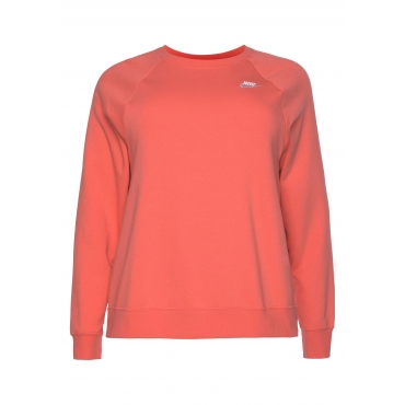 Sweatshirt, orange, Gr.44/46-52/54