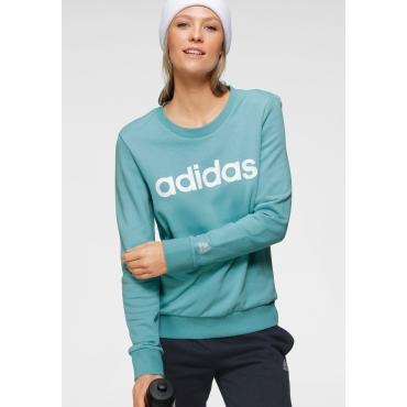 Sweatshirt, rauchblau, Gr.L-XXL
