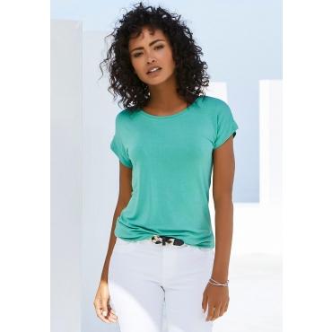 T-Shirt, mint, Gr.40/42-48/50