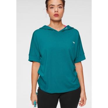 T-Shirt, petrol, Gr.40/42-56/58