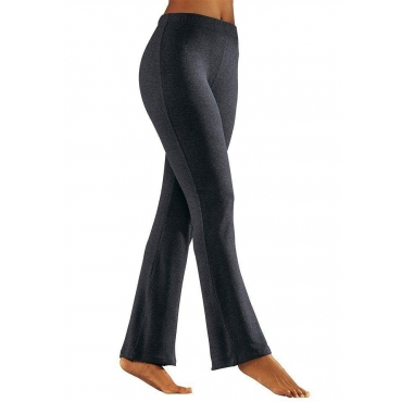 Jazzpants, schwarz+anthrazit, Gr.44/46-56/58