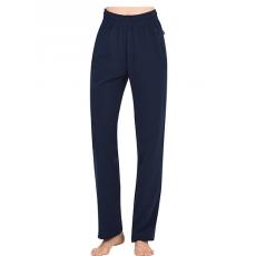 TRIGEMA Damen Fleece Freizeithose Größe: XXL Material: 100 % Polyester Farbe: navy