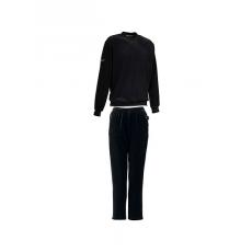 TRIGEMA Damen Nicky-Freizeitanzug Größe: XXL Material: 80 % Baumwolle