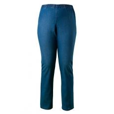 Große Größen Ulla Popken Damen  Jeans, Schlupfform, Stretch, Gummibund, Blau, Gr. 42/44,46/48,50/52