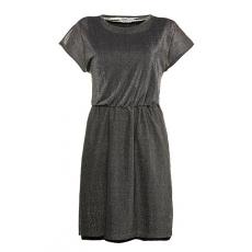 Große Größen Ulla Popken Damen  Kleid, Silber, Gr. 42,44,46,48,50,52,54