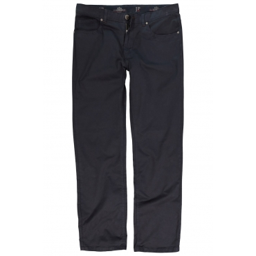 JP1880  5-Pocket Hose Herren 62, navy, Baumwolle, Mode in großen Größen