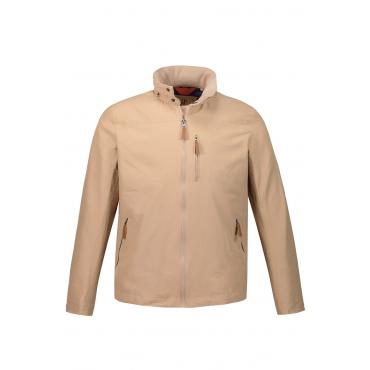 JP1880  Blouson Herren Größe XL, beige, Mode in großen Größen