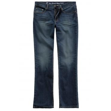 JP1880  Jeans Herren 62, blue used, Baumwolle, Mode in großen Größen