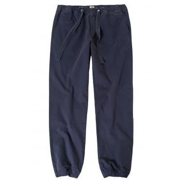 JP1880  Jeans FLEXNAMIC® Herren 5XL, navy, Baumwolle, Mode in großen Größen