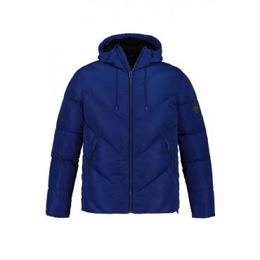 JP1880 Jacke Herren, summerblue, Polyester, Mode in großen Größen