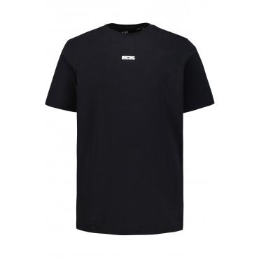 JP1880  Longshirt mit Rückenartwork -  Herren,, Baumwolle, Mode in großen Größen
