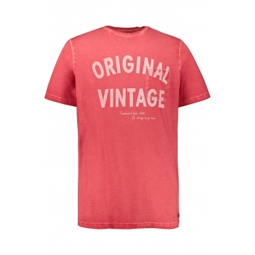 JP1880  T-Shirt Herren XXL, papaya, Baumwolle, Mode in großen Größen
