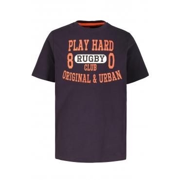 JP1880 T-Shirts Herren, navy, Mode in großen Größen