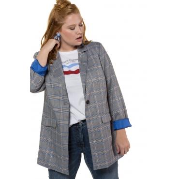 Studio Untold  Blazer Damen Größe 54, multicolor, Mode in großen Größen