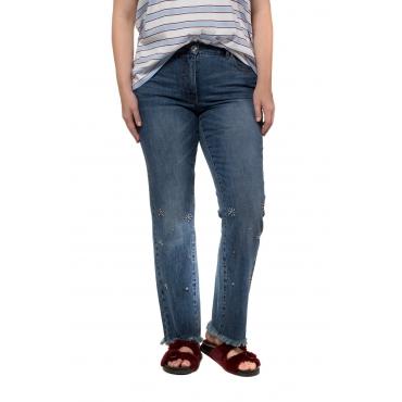 Studio Untold  Jeans Damen Größe 54, darkblue, Mode in großen Größen